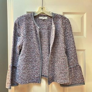 Loft Tweed Style Jacket